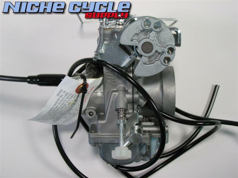Karburátor Mikuni TM 40